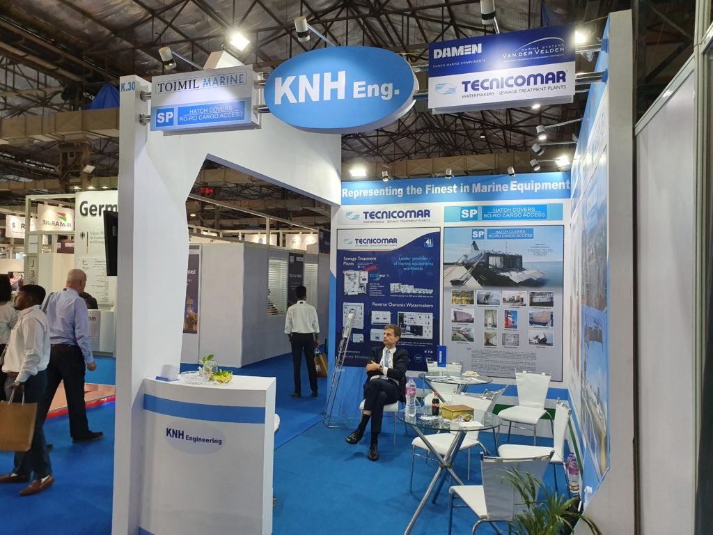 SP Consultores in India, KNH Engineering